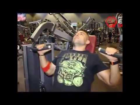 Ehsan hatef Will be at fitness expo dubai