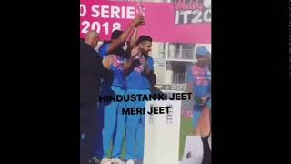 India vs England 3rd T20 2018  Match Winning moment