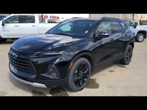2020 Chevrolet Blazer True North Review Youtube
