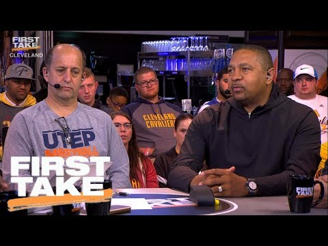 Jeff Van Gundy And Mark Jackson On Calling The NBA Finals | First Take | June 8, 2017