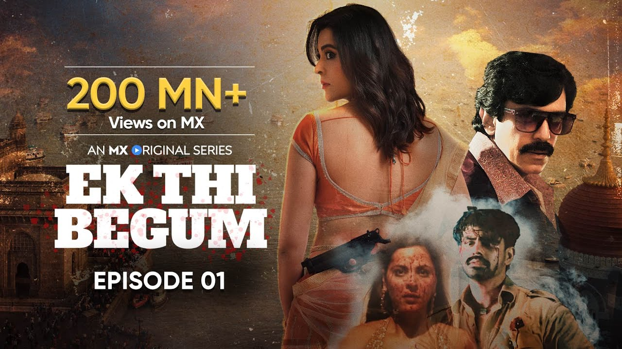 Download Ek Thi Begum | Season 1 Episode 1 - The Big Mistake | Anuja Sathe | MX Original Series | MX Player