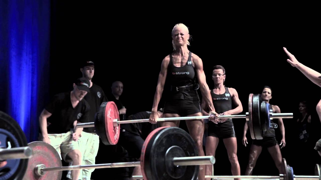 Natural Power Fitness Competition Introduction