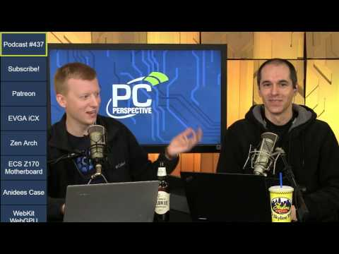 PC Perspective Podcast #437