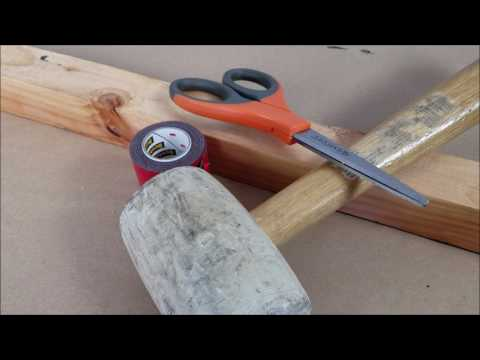 FAST CHEAP AND EASY WAY TO FIX GAPS IN WOOD LAMINATE FLOORING