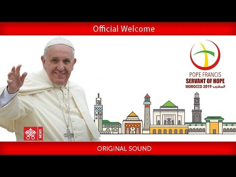 Pope Francis – Rabat - Official Welcome 2019-03-30