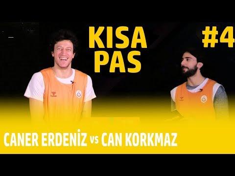 Kısa Pas   Caner Erdeniz vs Can Korkmaz   Galatasaray