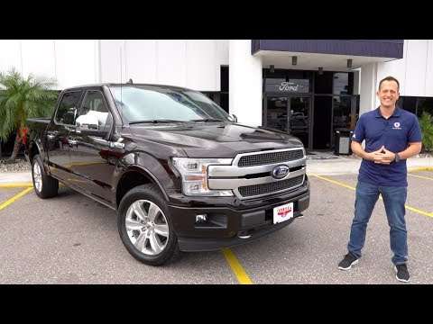 Is The 2020 Ford F-150 Platinum The BEST Truck To BUY Instead Of A RAM?