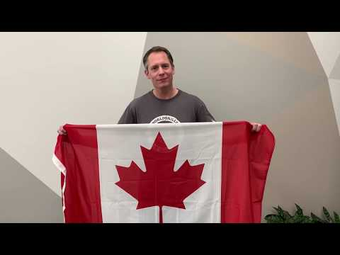 What does the Skills Alberta team love about Canada?