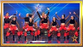 ¡Vuestra cara nos suena! ¡Este grupo de baile arrasa! | Audiciones 5 | Got Talent España 2019