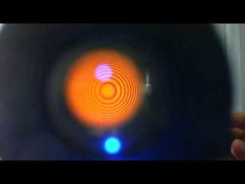 Fabry-Perot Interferometer : Sodium d-lines