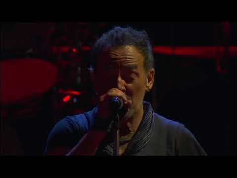 Bruce Springsteen - I'm on Fire (Live 2016)