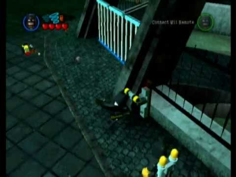 Lego Batman 2- Episode 24: Central Gotham [Gotham Zoo/ Gotham Park]