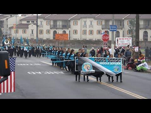 Vista Verde MS - Activity March - 2019 Perris Valley Christmas Parade