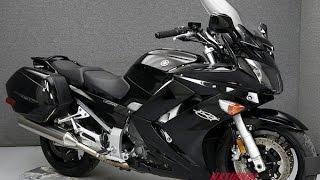 2009 Yamaha FJR1300AE Videos