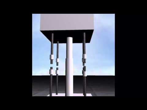 prefabricated beams and columns