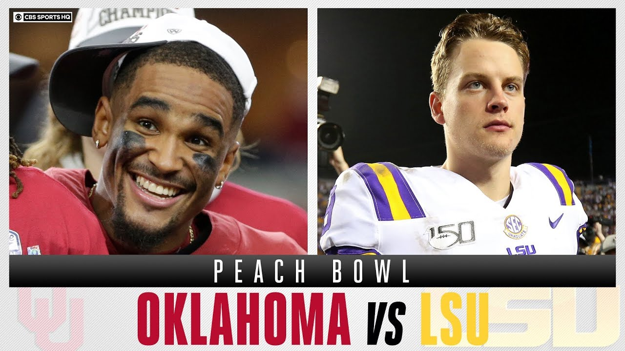 5 things Oklahoma needs to know about LSU: Joe Burrow is a ...