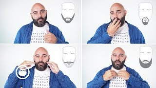 How to Choose a Beard Style for Your Face Shape