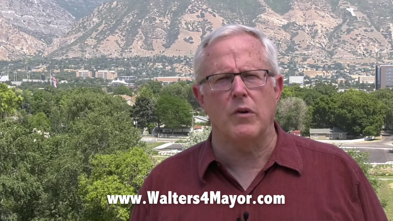 Lawn chair larry walters - Larry Walters Best Candidate For Provo Mayor