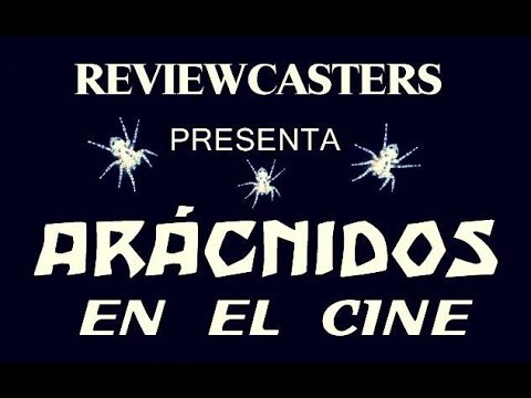 RC (1x25): Especial Arañas (Arácnidos en el cine)
