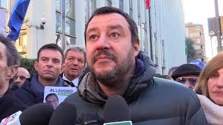 """Salvini: """"Italia non ha bisogno di garanti"""""""