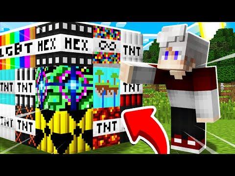 Майнкрафт но НОВЫЕ САМЫЕ МОЩНЫЕ ДИНАМИТЫ TNT 100% Троллинг Ловушка в Minecraft Обзор мода Как пройти