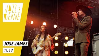 [JOSE JAMES] // Jazz à Vienne 2019 - Live