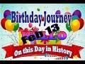 Birthday Journey February 13 New
