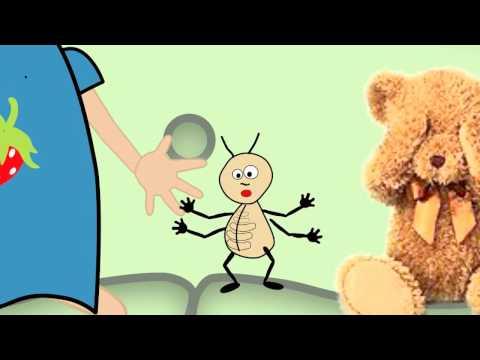 Canzoni per bambini - La Pulce (S. Endrigo)