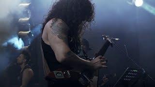 Leusemia - La Karacola Subterránea (solo de guitarra EN VIVO / guitar solo LIVE)