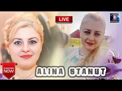 ALINA STANUT - COLAJ LIVE 2018 MUZICA DE PETRECERE HORA SI SARBA