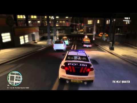 GTA 4  Indonesian Police Car