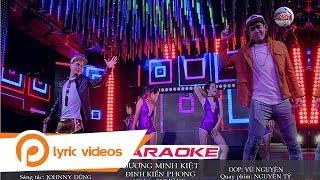 Karaoke Sai Lầm Vẫn Là Anh Remix | Dương Minh Kiệt ft Đinh Kiến Phong
