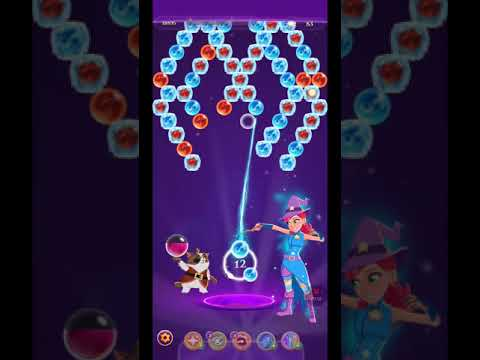 Bubble Witch 3 Saga Level 1501 ~ FIRST NEW LEVEL ~ NO BOOSTERS