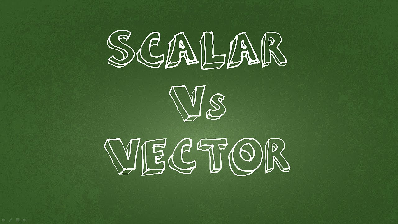 Download Scalar and Vector Measurements - A simple tutorial answering: what are they?
