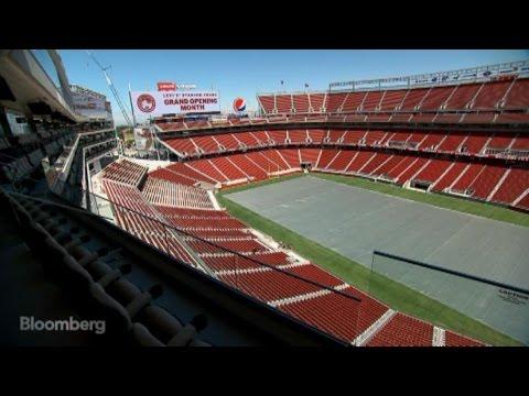 The Nfl 39 S Most High Tech Stadium Inside 1 3b 49ers Home