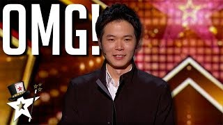 BEST Magician on America's Got Talent 2019? | Top Talent