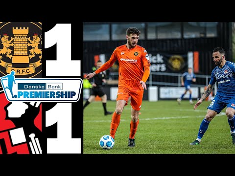 Carrick Rangers Crusaders Goals And Highlights