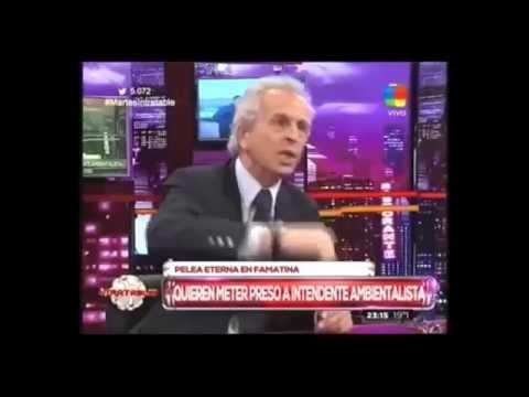 Luis Zamora en Intratables (28/4/2015)