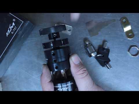 Hand Held Gem Key Cutting Machine