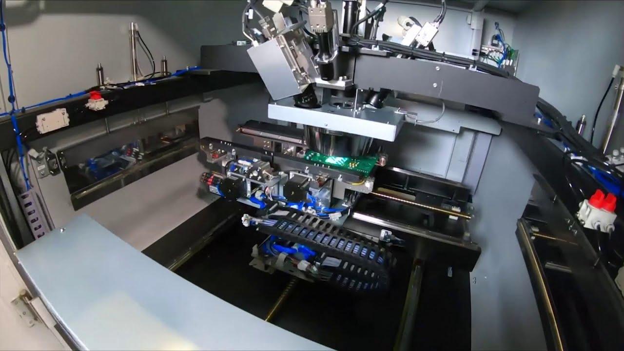 VT-S730 3D AOI Post Reflow Machine