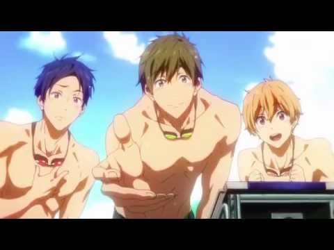 Free! - Shut up (and sleep with me) [AniNite '14]