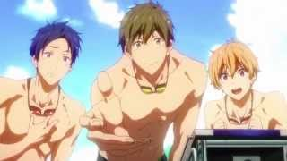 Free! - Shut up (and sleep with me) [AniNite