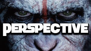 Dawn of the Planet of the Apes | Perspective in Storytelling