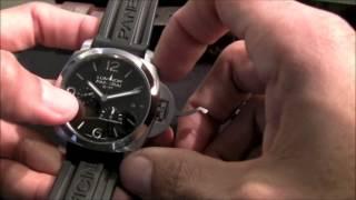panerai luminor 1950 3 days pam 321 watch review
