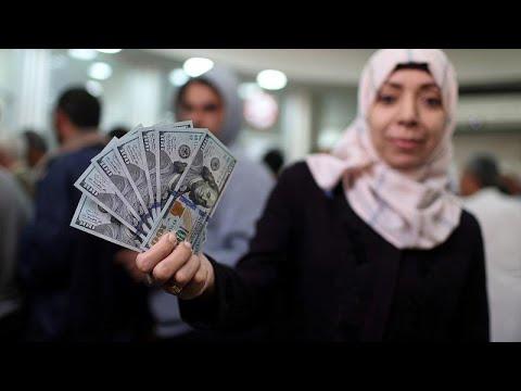 بعد موافقة إسرائيلية.. قطر تمنح 90 مليون دولار لدفع رواتب موظفي غزة…  - 18:54-2018 / 11 / 9