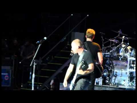 Nickelback - Toronto 7-11-12 - Figured You Out - Molson Canadian Amphitheatre (HD)