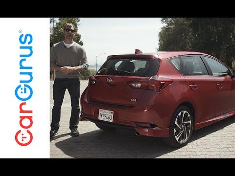 2016 Scion iM   CarGurus Test Drive Review