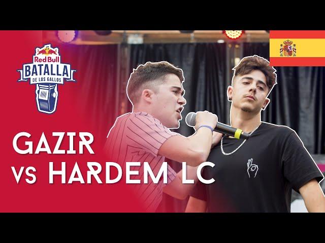GAZIR vs HARDEM LC - Octavos de final: Semifinal Alicante, España 2019