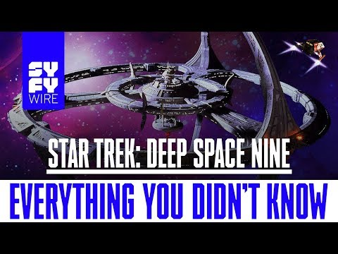 Star Trek: Deep Space Nine: Everything You Didn't Know | SYFY WIRE