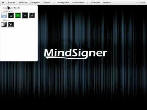 MindSigner OS Home - A new Operational System?